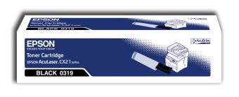 Originální toner EPSON C13S050319 (Černý)