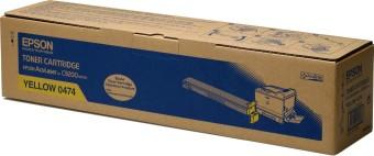 Originální toner EPSON C13S050474 (Žlutý)