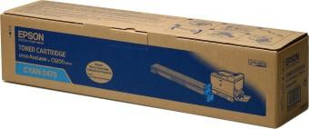Originální toner EPSON C13S050476 (Azurový)