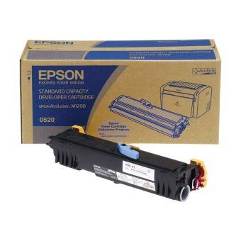 Originální toner EPSON C13S050520 (Černý)