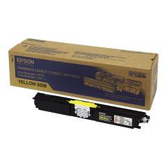 Toner do tiskárny Originální toner EPSON C13S050558 (Žlutý)