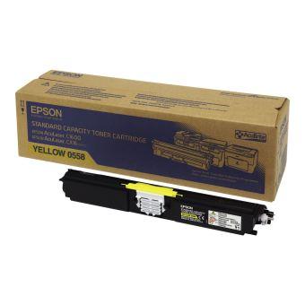 Originální toner EPSON C13S050558 (Žlutý)