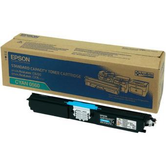 Originální toner EPSON C13S050560 (Azurový)