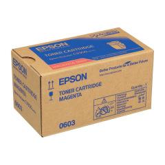 Toner do tiskárny Originální toner EPSON C13S050603 (Purpurový)