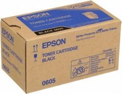 Toner do tiskárny Originální toner EPSON C13S050605 (Černý)