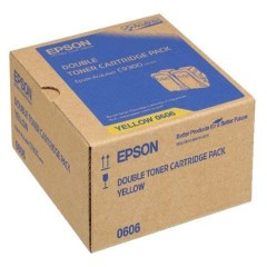 Originální toner EPSON C13S050606 (Žlutý)