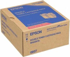 Originální toner EPSON C13S050607 (Purpurový)