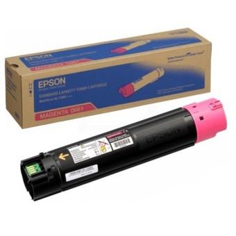 Originální toner EPSON C13S050661 (Purpurový)