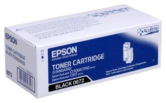 Originální toner EPSON C13S050672 (Černý)