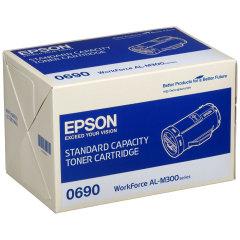 Toner do tiskárny Originální toner EPSON C13S050690 (Černý)