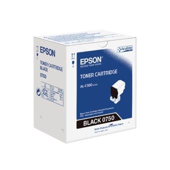 Originální toner EPSON C13S050750 (Černý)