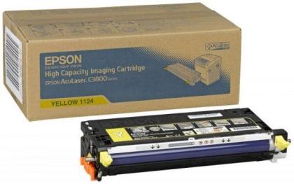 Originální toner EPSON C13S051124 (Žlutý)