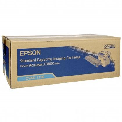 Originální toner EPSON C13S051130 (Azurový)