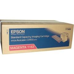 Toner do tiskárny Originální toner EPSON C13S051163 (Purpurový)
