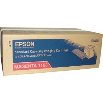 Originální toner EPSON C13S051163 (Purpurový)