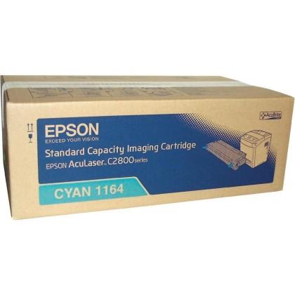 Originální toner EPSON C13S051164 (Azurový)