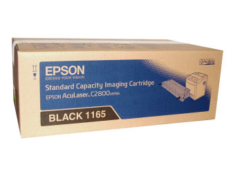 Originální toner EPSON C13S051165 (Černý)