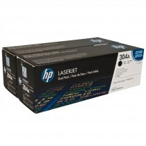 Originální tonery HP 304A, HP CC530AD (Černý) multipack