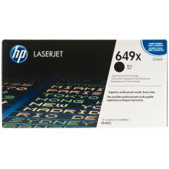 Toner do tiskárny Originální toner HP 649X, HP CE260X (Černý)