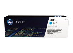 Toner do tiskárny Originální toner HP 305L, HP CE411L (Azurový)