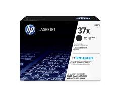 Toner do tiskárny Originální toner HP 37X, HP CF237X (Černý)
