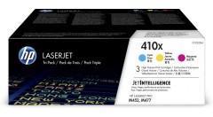 Originální tonery HP 410X, HP CF252XM (Barevné) multipack