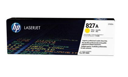 Originální toner HP 827A, HP CF302A (Žlutý)