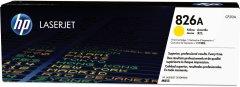 Toner do tiskárny Originální toner HP 826A, HP CF312A (Žlutý)