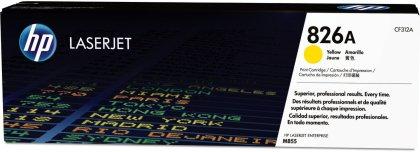 Originální toner HP 826A, HP CF312A (Žlutý)