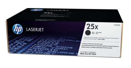 Originální toner HP 25X, HP CF325X (Černý)