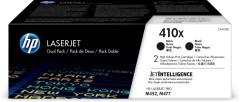 Originální tonery HP 410X, HP CF410XD (Černý) multipack