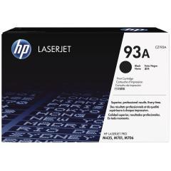 Toner do tiskárny Originální toner HP 93A, HP CZ192A (Černý)