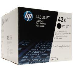 Originální toner HP 42X, HP Q5942XD (Černý) multipack