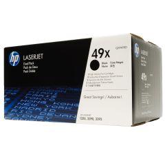Originální toner HP 49X, HP Q5949XD (Černý) multipack