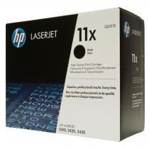 Originální toner HP 11X, HP Q6511X (Černý)