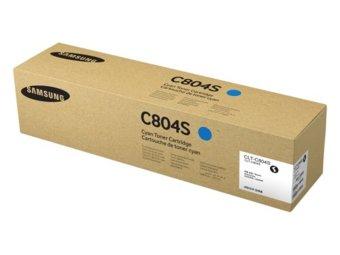 Originální toner Samsung CLT-C804S (Azurový)