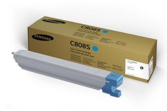 Originální toner Samsung CLT-C808S (Azurový)