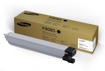Originální toner Samsung CLT-K808S (Černý)