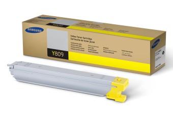 Originální toner Samsung CLT-Y809S (Žlutý)