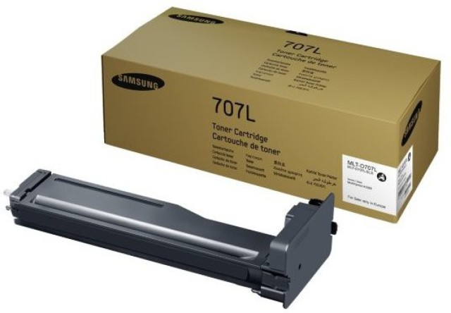 Originální toner Samsung MLT-D707L (Černý)