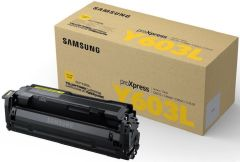 Toner do tiskárny Originální toner Samsung CLT-Y603L (Žlutý)