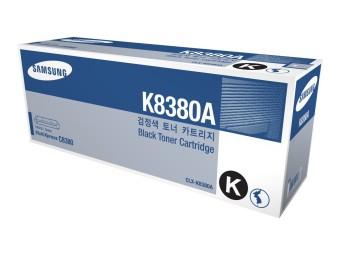 Originální toner Samsung CLX-K8380A (Černý)