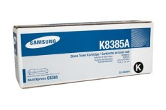 Toner do tiskárny Originální toner Samsung CLX-K8385A (Černý)
