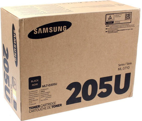 Originální toner Samsung MLT-D205U (Černý)