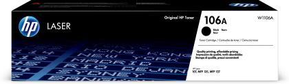 Originální toner HP 106A, HP W1106A (Černý)