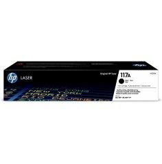 Toner do tiskárny Originální toner HP 117A, HP W2070A (Černý)