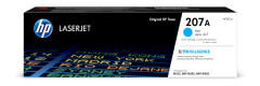Toner do tiskárny Originální toner HP 207A, HP W2211A (Azurový)