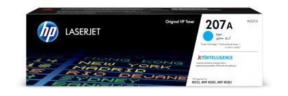 Originální toner HP 207A, HP W2211A (Azurový)