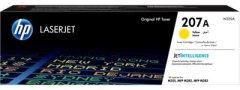 Toner do tiskárny Originální toner HP 207A, HP W2212A (Žlutý)