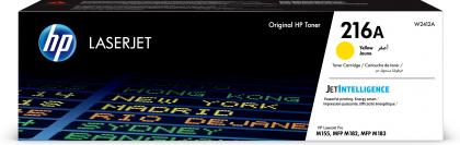 Originální toner HP 216A, HP W2412A (Žlutý)